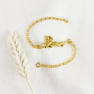 Bracelet en vermeil